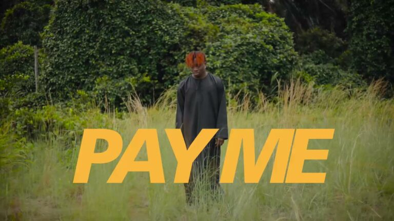 Oxlade – Pay Me;
