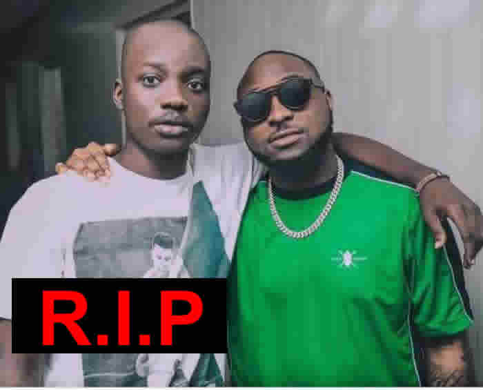 Davido Pens Tribute To His Late Photographer, Fortune