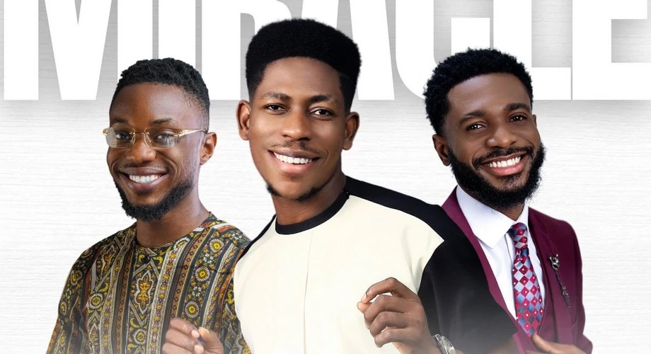 [Gospel Music] Moses Bliss x Festizie x Chizie - Miracle