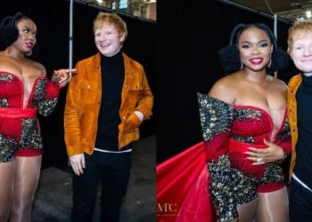 Breaking News and Latest updates on Yemi Alade and Ed Sheeran 696x348 1