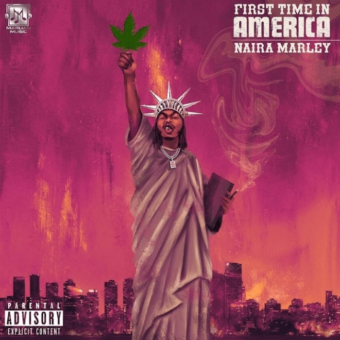[MUSIC] Naira Marley First Time In America Mp3 Download