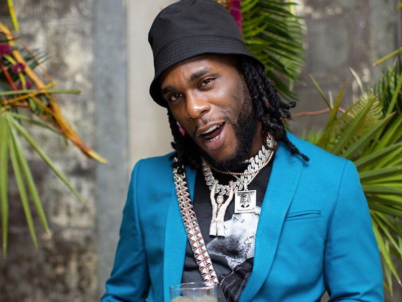ENTERTAINMENT South Africans Protest Against Burna Boy, Say They Don't Want Him In Their Country
