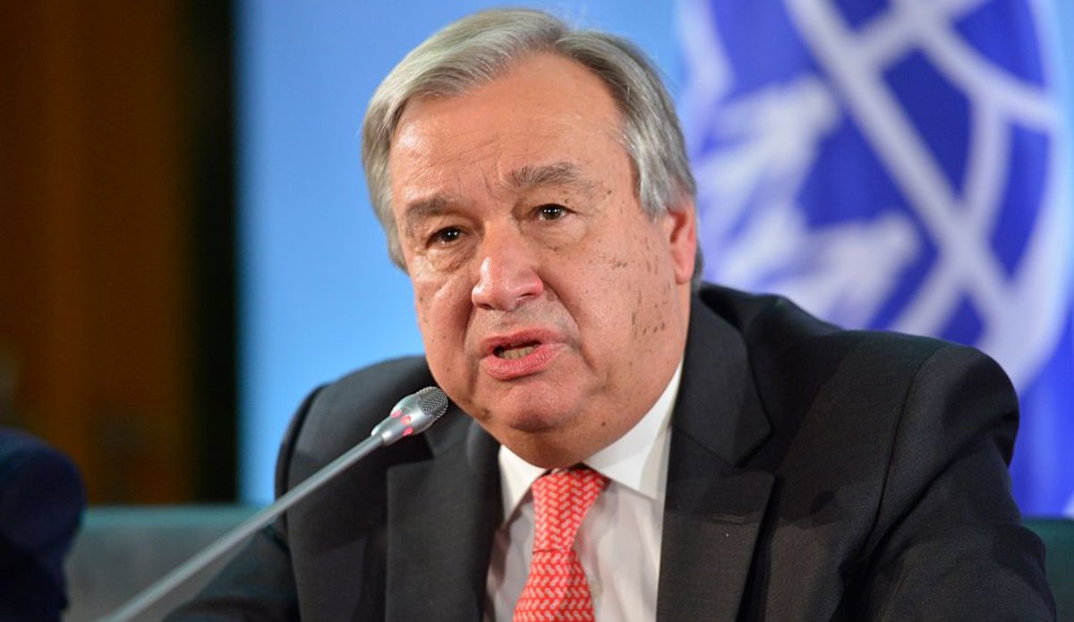 Unite in the Fight against COVID-19 -UN Chief begs Religious Leaders