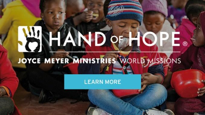 Hands of hope