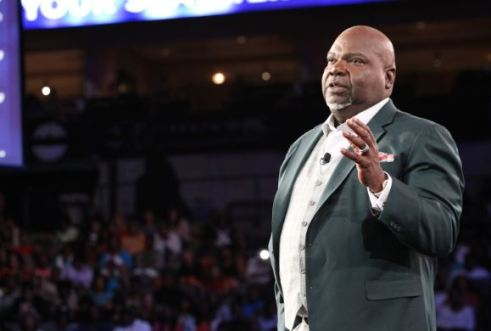 The Potter's House - Bishop T D  Jakes Prayer Request, Contact, Phone