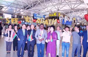 Prophet Shepherd Bushiri South Korea Visit