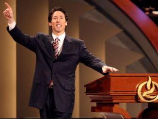 Joel Osteen sermons