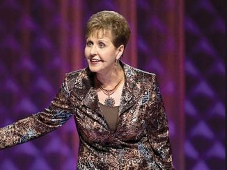 Joyce Meyer Prayer Request