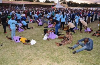 Pictures From Bushiri Tanzania Revival
