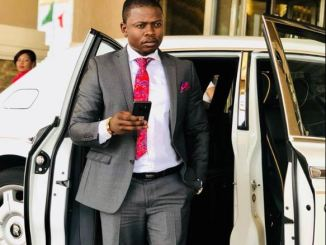 Prophet Shepherd Bushiri ECG Church