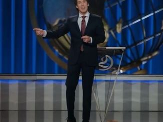 Joel Osteen Church Location