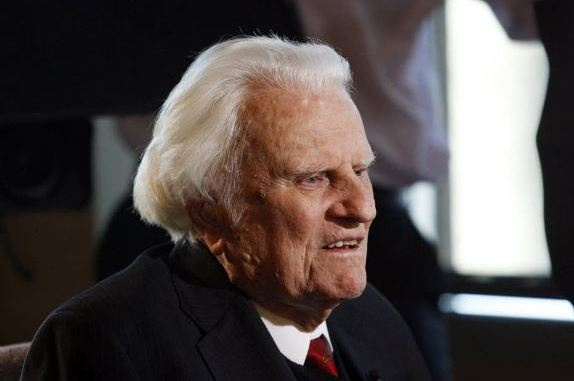 Billy Graham Daily Devotional Today 25th October