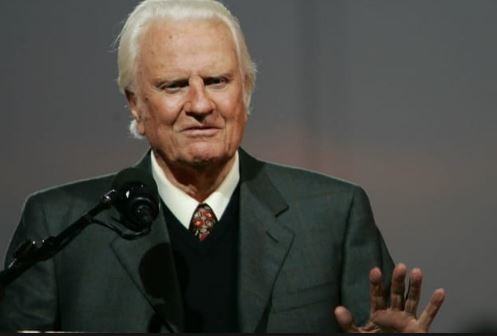 Billy Graham Daily Devotional Today 31st October