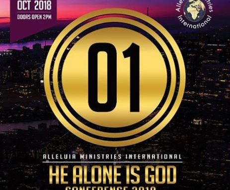 He Alone Is God Conference 2018