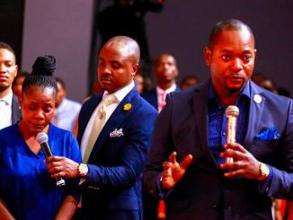 Pastor Alph Lukau Daily Declaration