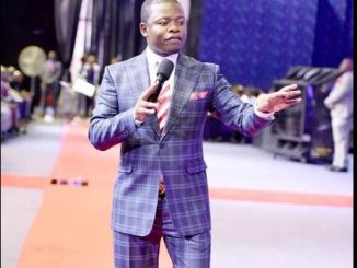 Prophet Shepherd Bushiri's Sermon Today 22nd October