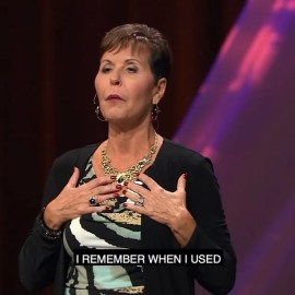 joyce meyer daily devotional article