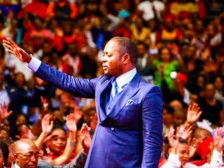 Alph Lukau's 77 Declarations For The Month Of November