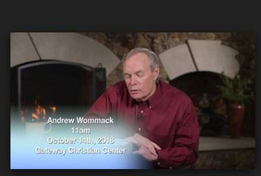 Andrew Wommack Daily Devotional Today 24th November