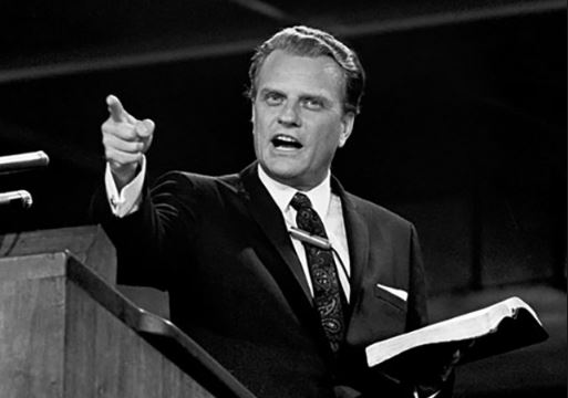 Billy Graham Daily Devotional For 20th November