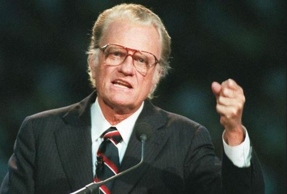 Billy Graham Daily Devotional For 7th November