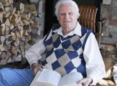 Billy Graham Daily Devotional Today 24th November