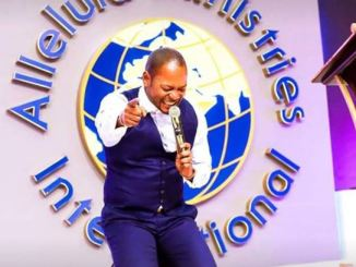 Pastor Alph Lukau Declaration This Sunday