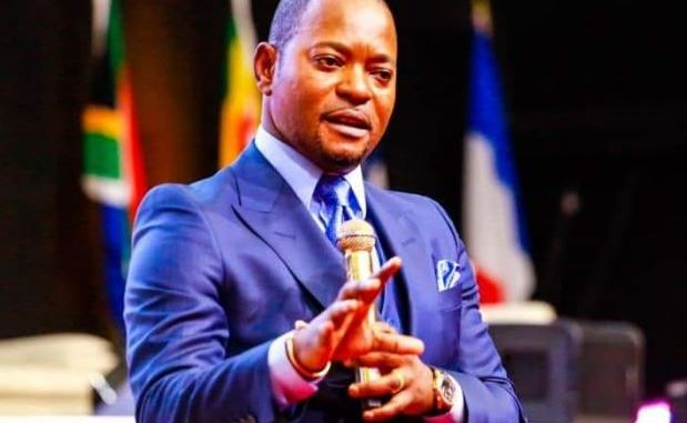 Pastor Alph Lukau Explained Psalm 23