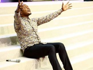 Pastor Alph Lukau's Friday Morning Motivation
