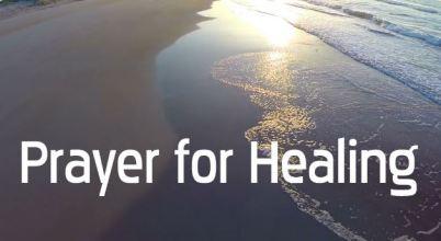Short Prayer For Healing