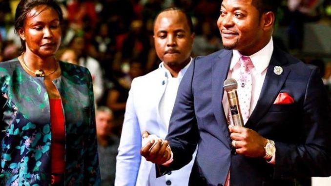 Pastor Alph Lukau's Prayer & Declaration Today