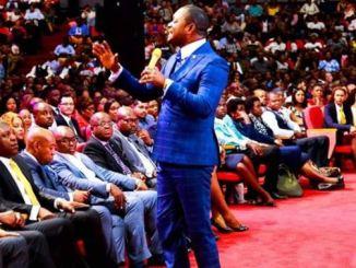 Pastor Alph Lukau's Vision