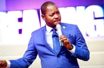 Pastor Alph Lukau's Prayer