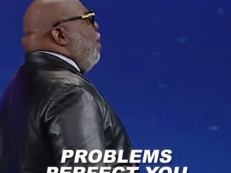 Bishop T.D Jakes Words Today