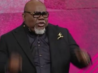 Bishop TD Jakes inspirational words today