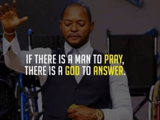 Pastor Alph Lukau's Word Today 19th February