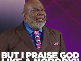 Bishop T.D Jakes' Sermon Today 1st February