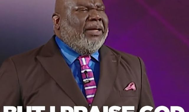 Bishop T D Jakes' Sermon Today 1st February, 2019