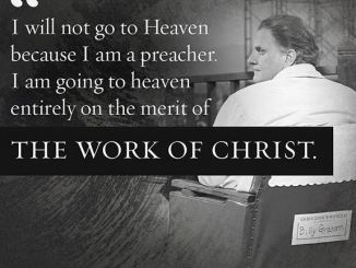 Billy Graham Devotional 13th March
