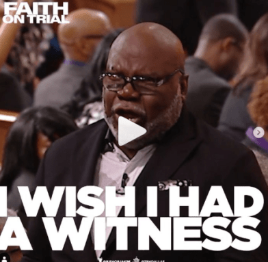 Bishop T D Jakes Word Today 7th March, 2019