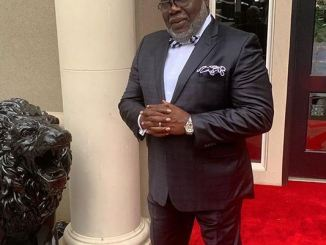 Bishop T.D Jakes Word Today 11th March