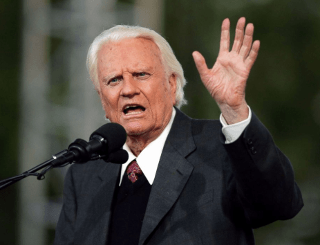 Billy Graham Devotional 15th April