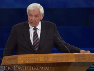 David Jeremiah Devotional 10th April