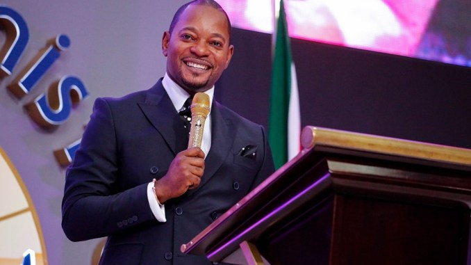 Pastor Alph Lukau Words 17th May