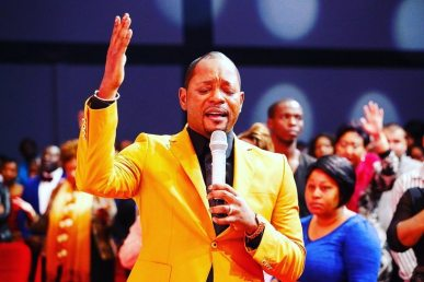 Pastor Alph Lukau's Word Today 15th May