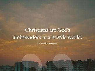 David Jeremiah Devotional 9th May