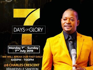 2019 - Declarations By Alph Lukau | Latest Updates