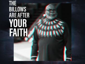 Bishop T.D Jakes' Word For You