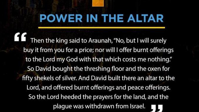 Day 3 Pastor Alph Lukau's 7 Days Of Glory