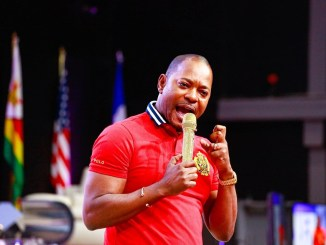 Pastor Alph Lukau's Word About Solomon